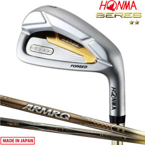 2-Star 2020 HONMA Golf Japan BERES Iron #5. Aw or Sw(Single) ARMRQ47 IS-07 2021c