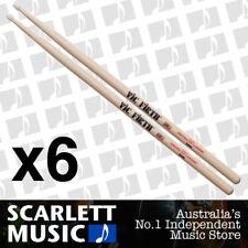 6x Vic Firth American Classic 5AN Nylon Tip Drumsticks ( 5-AN Drum Sticks )