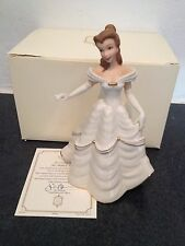 Lenox Belle- My Heart is Yours-Beauty and the Beast- Mint in Box