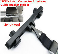 Car Baby Safety Seat Belts Headrest Mount ISOFIX Latch Connector Guide Holder