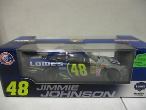 2008 Action Jimmie Johnson Lowes 1/24