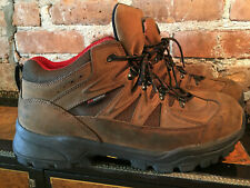 RED WING SHOES ~ Mens TruHiker Waterproof Leather Boots w Vibram Sole #6672 13EE