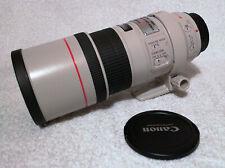 Teleobiettivo Canon EF 300 mm. f. 1:4 L IS Ultrasonic (stabilizzato)