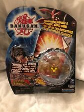 Bakugan Booster Pack Spin Master Series 1 Factory Sealed Rare 2007 Retired