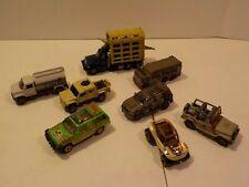 Mattel JURASSIC PARK World Hot Wheels lot w Explorer Dinosaur etc