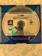 Dark Chronicle - Promo - Full Game - Sony Ps2 - Playstation 2 - UK PAL