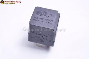 MERCEDES Benz Fuel Pump Fan  Fuse Relay hella 0025427219