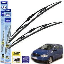 "VW FOX 2005-2012 standard windscreen wiper blades 21""15"" alca SPECIAL"