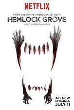 Hemlock Grove (2014) Season 2 TV Poster (24x36) - Famke Janssen, Landon Liboiron