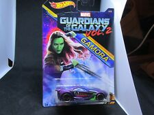 HOT WHEELS GUARDIANS OF THE GALAXY 4/8 SCORCHER	 Gamora