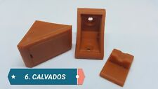 CALVADOS PLASTIC CORNER CONNECTING SHELVING BRACKETS FIXING SHELF SUPPORT