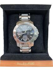 Baume Mercier Capeland S XL Black Chronometer Men's Watch w/ Box