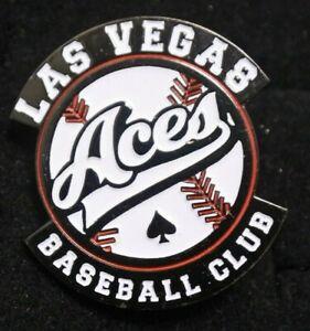Aces Las Vegas Baseball Club Baseball Pin BBPL055
