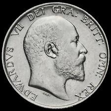 More details for 1906 edward vii silver shilling, near ef #2