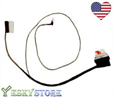 New Lcd Video Cable for HP 15-AC 15-AF 15-AY 15-BA Laptops DC020027J00 40 Pins