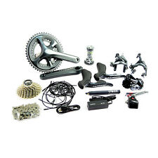 Shimano Ultegra 6870 Di2 Electronic 11 Speed 50/34T Groupset Build Kit 170mm