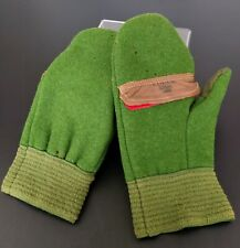 1966 Dual Feel Wool Gloves Mittens Patent 3299441 SLIMOVITZ Invention Prototype