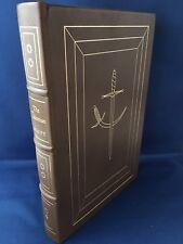 Talisman, The Sir Walter Scott 1976 Easton Press Leather Book