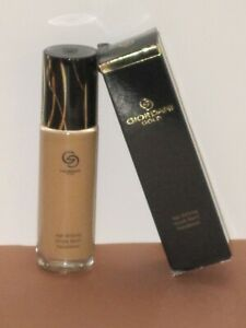 ORIFLAME SWEDEN GIORDANI GOLD AGE DEFYING SERUM BOOST FOUND #BEIGE WARM 30ml NEW