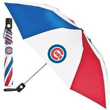 CHICAGO CUBS ~ (1) Official MLB 42 Inch Standard Size Rain Umbrella ~ New!