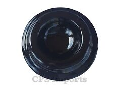 "NEW!! HARDWOOD Ebony Piano Caster Cups - 3 1/2"" (Set of 3)"