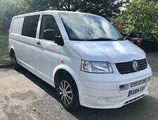 Volkswagen T5 Transporter 1.9TDi LWB, 'Reg'd as Motor Caravan' Camper VW Van