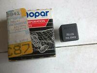 MOPAR 04443941 FUEL PUMP SHUTDOWN RELAY NEW IN ORIGINAL BOX