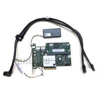 DELL PERC POWEREDGE H700 SAS 1 GB RAID + BATTERY & CABLE For T610 R610 R710 R810