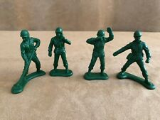 Vintage Toy Story lot green army men Burger King action figure set soldier