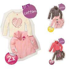Markenlose Mädchen-Sets & -Kombinationen aus 100% Baumwolle