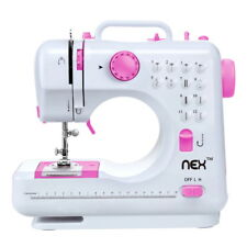Electric Sewing Machine with 12 Built-In stitches for Beginner