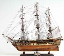Old Modern Handicrafts USS Constitution Medium Model Ship T097