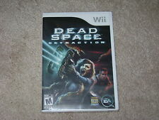 DEAD SPACE EXTRACTION...NINTENDO WII...***SEALED***BRAND NEW***!!!!!