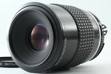**EXC+++** Nikon Ai-s Micro-NIKKOR 105mm f/4 MF Lens F/S from Japan #029