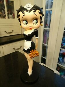 BETTY BOOP RARE FRENCH MAID ORIGINAL FIGURINE