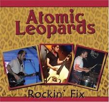 ATOMIC LEOPARDS Rockin' Fix CD - Rockabilly - Neo Rockabilly - NEW CD