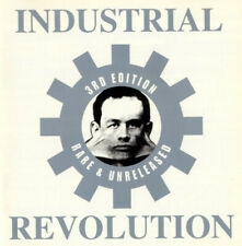 Industrial Revolution: 3rd Edition Rare & Unreleased - NEW/SEALED - 2xCD - Cleo