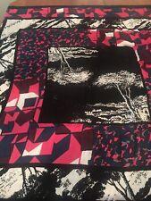 Oui Black Label (oui set) Printed Scarf /shawl NWT