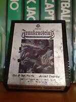 Atari 2600 Game Frankenstein's Monster Data Age Tested Working Hard to Find