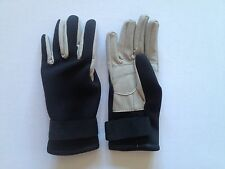 Spearfishing Leather Palm Cray Dive Gloves