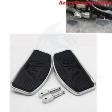 Passenger Rear Drive Foot Boards Floorboards For Dragstar Vstar XVS 400 650 1100