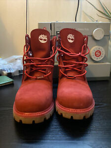 timberland boots 9.5 mens
