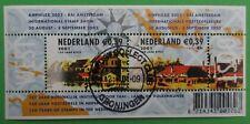 Nederland NVPH 2010 blok 150 jaar postzegels 2002 mooi gestempeld