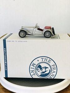 1:24 Franklin Mint Limited Edition 1948 MG TC Roadster