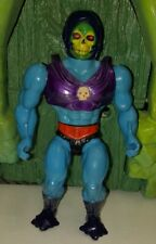 He Man Terror Claw Skeletor with Red Clip NM Rare Clean 1985 MOTU