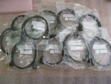 """RR-MBL1x2-18GL5 USB MINI-B MALE RIGHT ANGLED EXTENSION CABLE-18""""-LOT OF (10)"""