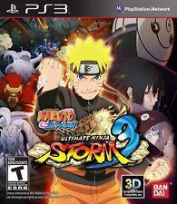 Naruto Shippuden: Ultimate Ninja Storm 3 - Playstation 3 Game