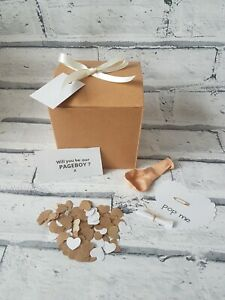 Will you be our PAGEBOY, wedding planning, pop the balloon , new