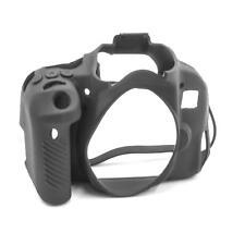 Cover Case Boîtier silicone noir pour Canon EOS 800D