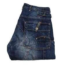 G-STAR TRAIL 5620 Loose UOMO Jeans Taglia 32/32